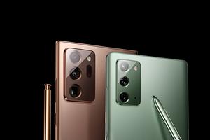 Samsung официально представила следующего «короля больших смартфонов» - Galaxy Note20
