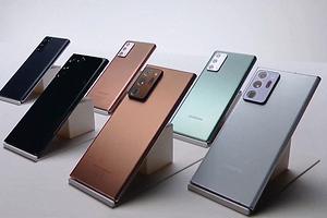 Samsung Galaxy Note20 Ultra получил сверхскоростной дисплей и 108-мегапиксельную камеру