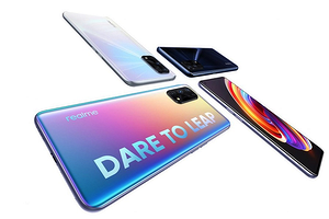 Флагманский смартфон Realme X7 Pro получил сверхскоростную зарядку мощностью 65 Вт