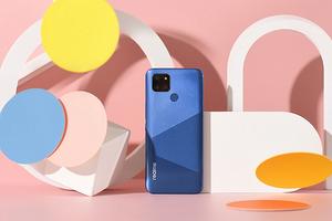 Теперь связь пятого поколения доступна для всех: Realme представила 5G смартфон всего за 11 000 рублей!