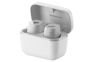 Sennheiser представила свои самые дешевые беспроводные наушники-вкладыши