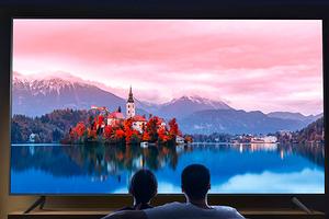 Xiaomi готовит огромный 8K-телевизор с поддержкой 5G