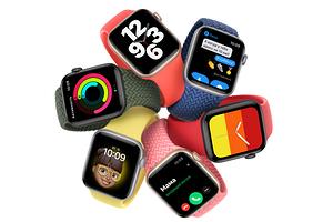 Apple представила смарт-часы для бедных - Watch SE