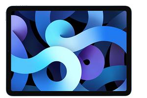 Новый iPad Air получил супербыстрый процессор A14 Bionic и сканер отпечатков пальцев