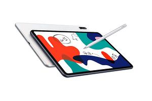 Huawei выпустила 10,4-дюймовый планшет MatePad 5G