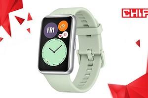 Обзор умных часов Huawei Watch Fit:правильные формы