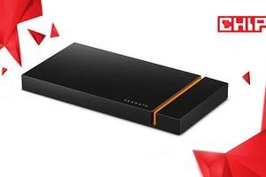 Обзор внешнего SSD Seagate FireCuda Gaming: стильный и быстрый