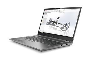 HP представила мощные ноутбуки ZBook с 4К-экраном и видеокартами NVIDIA Quadro