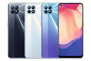 OPPO представила достойный смартфон-середнячок Reno4 SE 5G