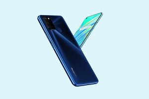 Realme представила один из самых дешевых смартфонов с разогнанным дисплеем