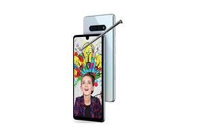 LG представила смартфон с большим дисплеем, стилусом и стереодинамиками