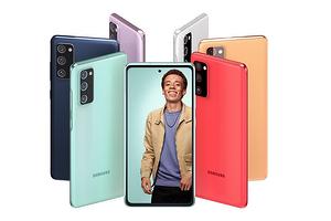 Samsung официально представила фанатский флагман Galaxy S20 FE
