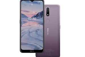 Nokia представила смартфон менее чем за 10 000 рублей - Nokia 2.4