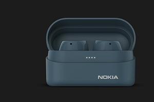 Nokia представила беспроводные наушники с автономностью до 35 часов
