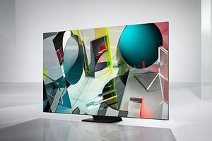Samsung запустила российские продажи 8K-телевизора Q900T