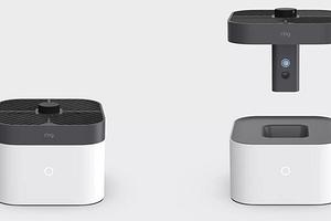 Amazon презентовала летающую камеру видеонаблюдения