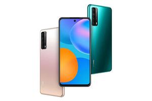 Будущее уже наступило: Huawei представила доступный смартфон P Smart 2021