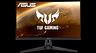 Монитор ASUS TUF Gaming VG27VH1BR откликается всего за 1 миллисекунду