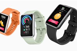 Huawei везет в Россию свои самые дешевые умные часы. Они получились очень интересными!
