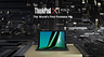 Lenovo представила первый в мире ноутбук с гибким экраном
