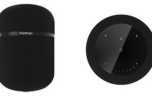 Prestigio представил беспроводную колонку Superior с объемным звуком на 360°