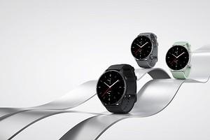 Amazfit представил на CES 2021 новые модели часов