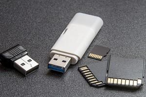 Как создать или удалить раздел на USB-накопителе