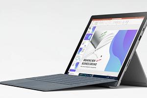 Новый планшет Surface Pro 7 Plus от Microsoft получил съёмный SSD и поддержку LTE