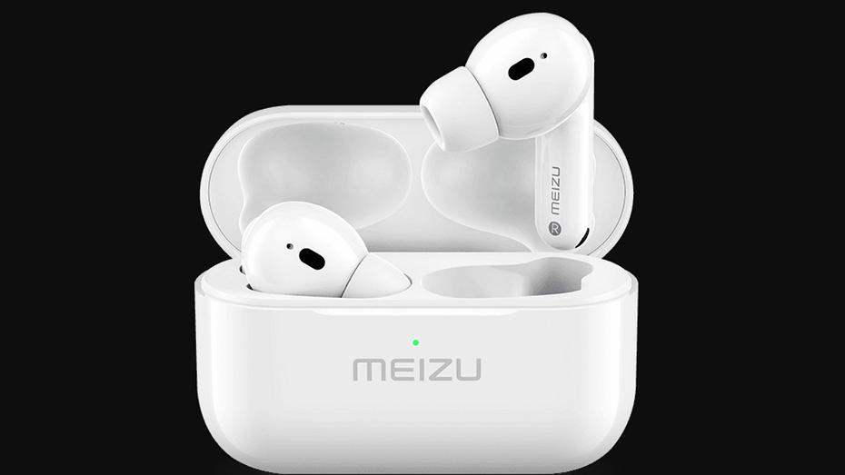 Meizu представила свой доступный ответ AirPods Pro - беспроводные наушники POP Pro