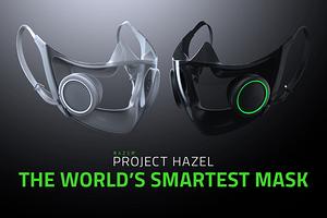 Razer презентовала самую умную в мире маску
