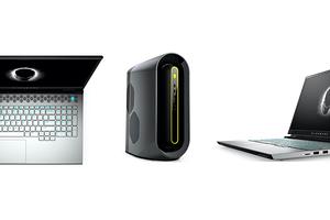 Dell анонсировала крутые игровые новинки семейства Alienware: два ноутбука и десктоп