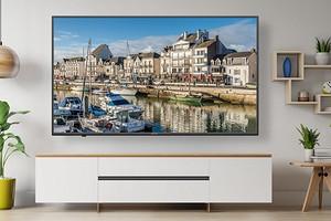 Обзор смарт-телевизора KIVI 55U710KB: 4K и управление голосом