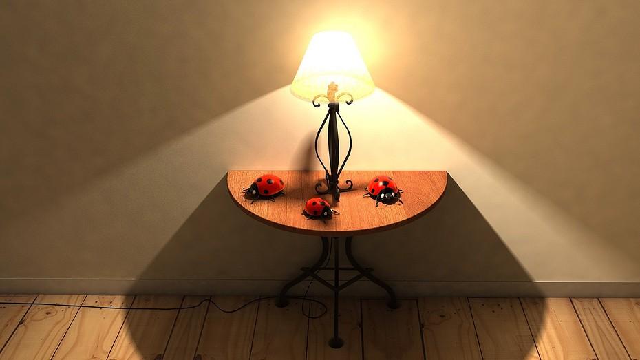 Сколько энергии уйдет в месяц, если вообще не выключать свет в квартире