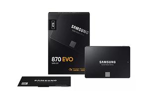 И быстрее, и дешевле предшественников: Samsung представила твердотельные накопители 870 EVO SSD