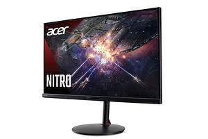 HDR и быстрый отклик: Acer запустила российские продажи нового игрового монитора семейства NITRO