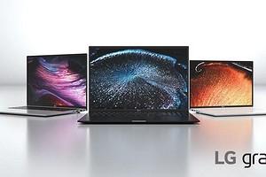 LG презентовала суперлегкие и ударопрочные ноутбуки Gram 2021 с процессорами Tiger Lake