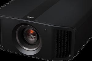 JVC представил первые в мире лазерные проекторы для видео в 8К