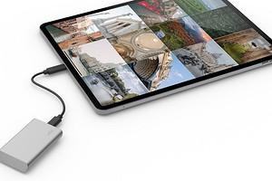 Новые портативные накопители: LaCie Mobile SSD Secure и LaCie Portable SSD обеспечивают скорость чтения до 1 Гб/с