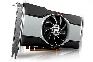 Видеокарта Radeon RX 6600 уступает GeForce RTX 3060 — она не такая производительная