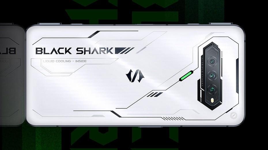 Геймерский смартфон Black Shark 4S представят 13 октября  дизайн уже известен