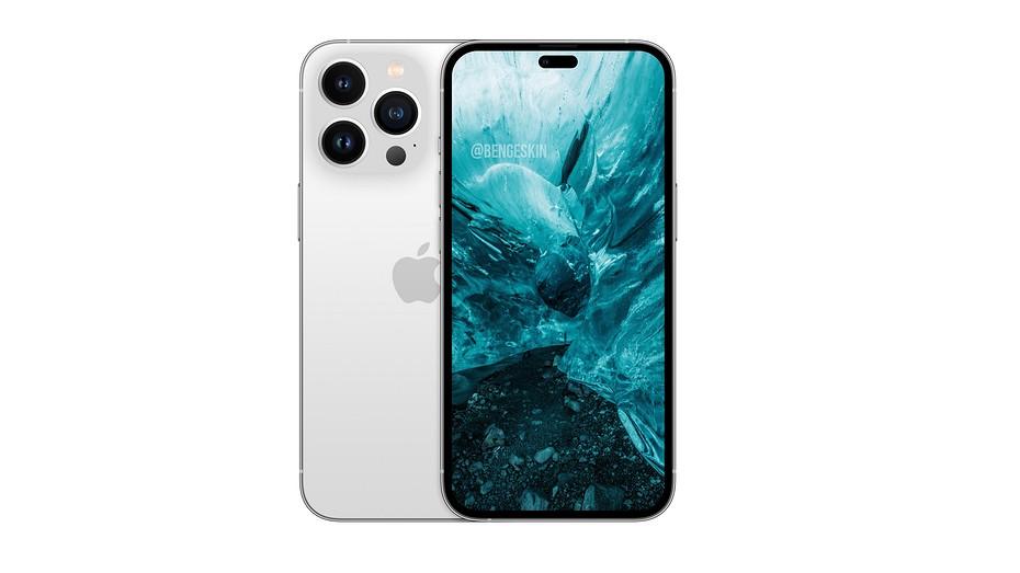 Опубликованы качественные рендеры iPhone 14 Pro  новый дизайн, отсутствие челки и Touch ID