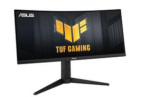 Большой, вогнутый, игровой: представлен монитор Asus TUF Gaming VG30VQL1A