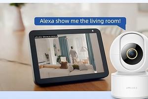 Домашнюю IP-камеру с разрешением 2К и ночным режимом можно купить за $30
