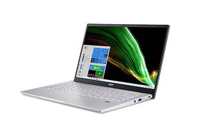 Тонкий, мощный, металлический и долгоиграющий: в Россию прибыл ноутбук Acer Swift X