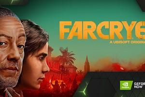 В игровом сервисе GFN.ru появилась Far Cry 6