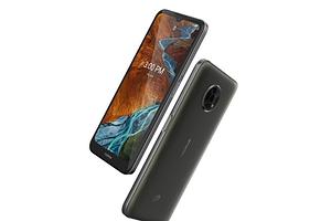 Почти чистая Android 11, NFC и доступная цена: смартфон Nokia G300 представлен официально
