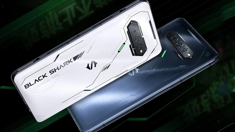 Дождались! Игровые флагманы Black Shark 4S и Black Shark 4S Pro представлены официально