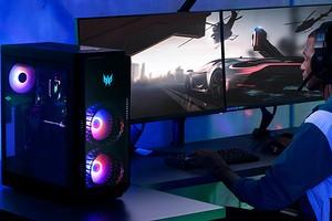 Acer представила первый в мире игровой компьютер с процессором Intel Core двенадцатого поколения Alder Lake