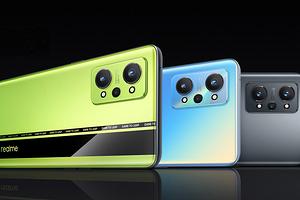Яркий и очень быстрый почти флагман Realme GT Neo 2T представлен официально
