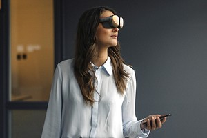 Глаза стрекозы: HTC представила необычную VR-гарнитуру Vive Flow